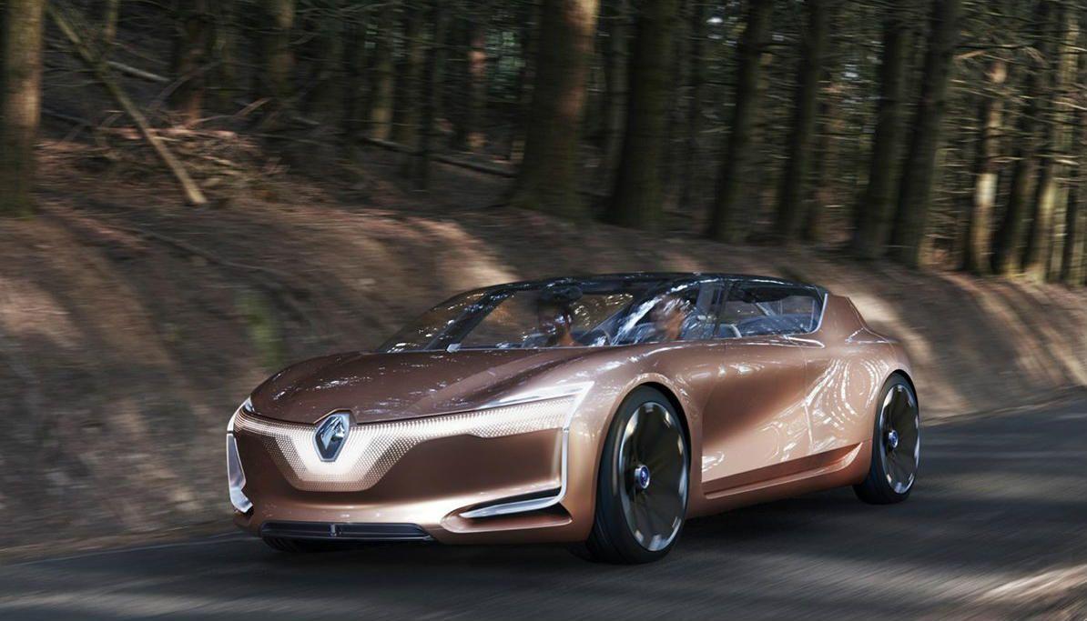 Renault-Elektrische-auto