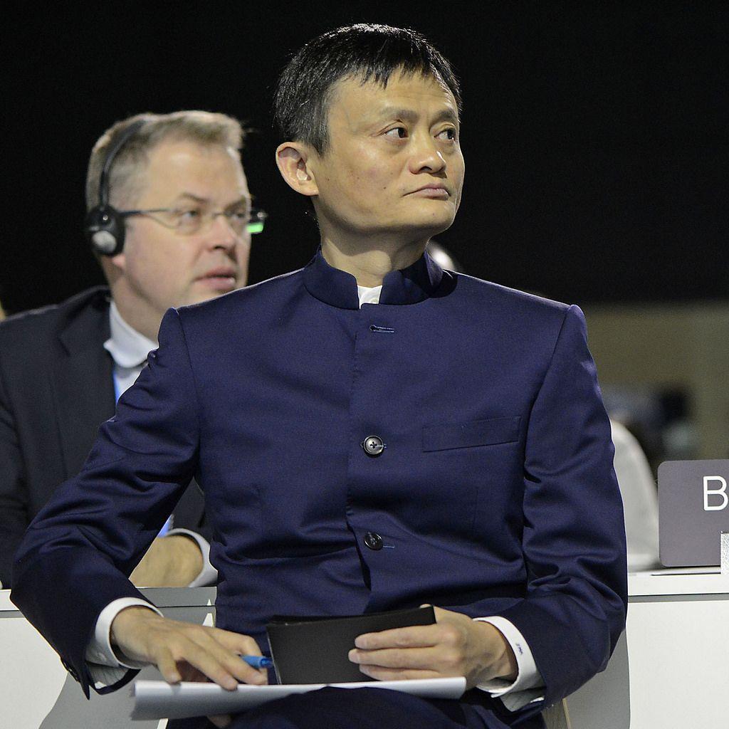 Hoe Jack Ma de Alibaba Group naar grote hoogte stuwt
