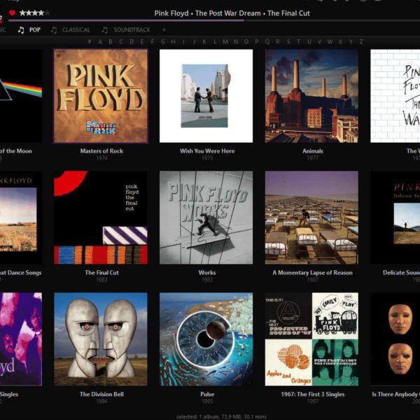 Beste-muziekplayers-musicbee