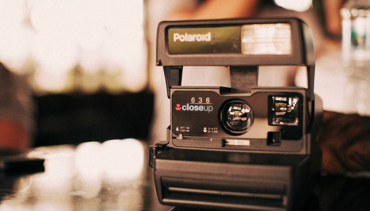 Polaroid-camera wordt weer populair!