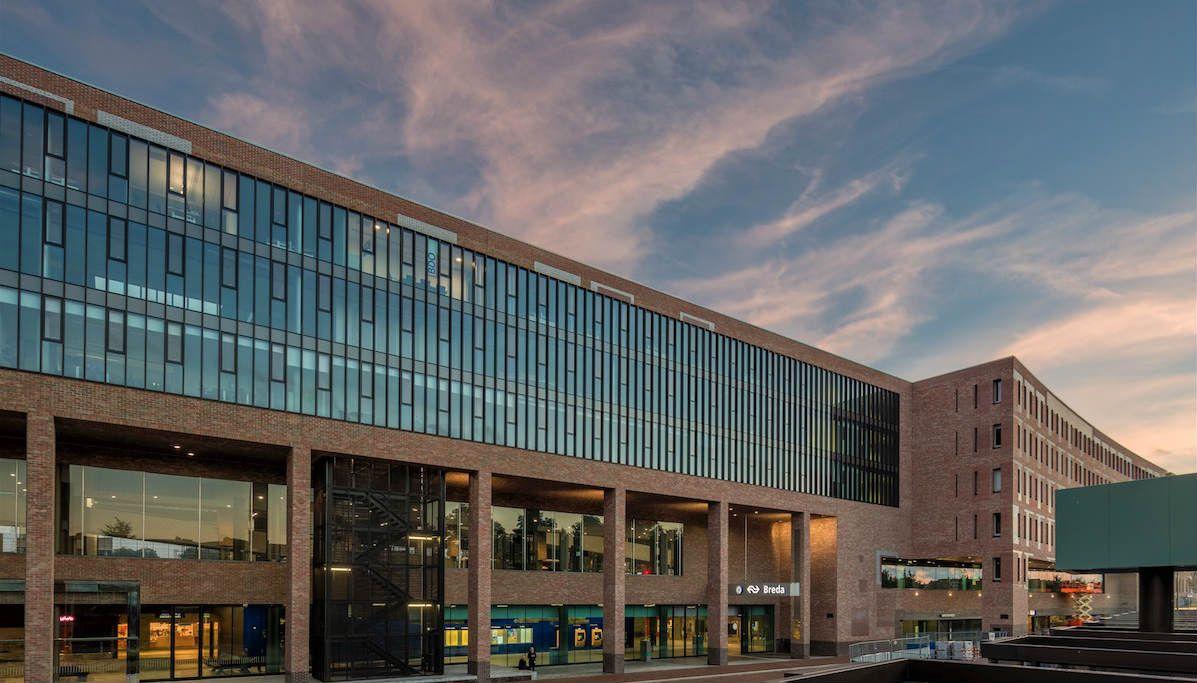 OV Terminal Breda: het station dat eigenlijk geen station is
