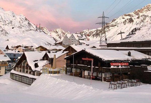 Arlberg-hotel-Oostenrijk