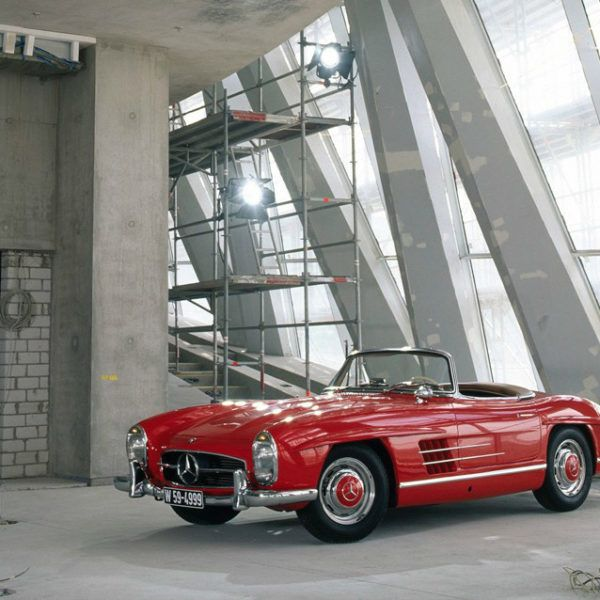 Mercedes-benz-roadster