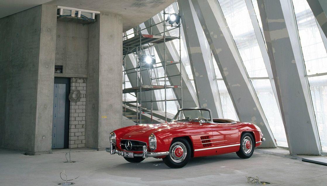 Mercedes-benz-roadster