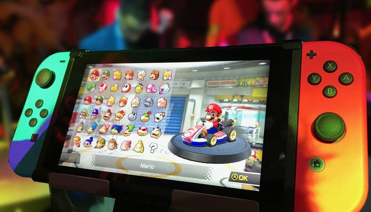 Nintendo-Switch-verkoopcijfers
