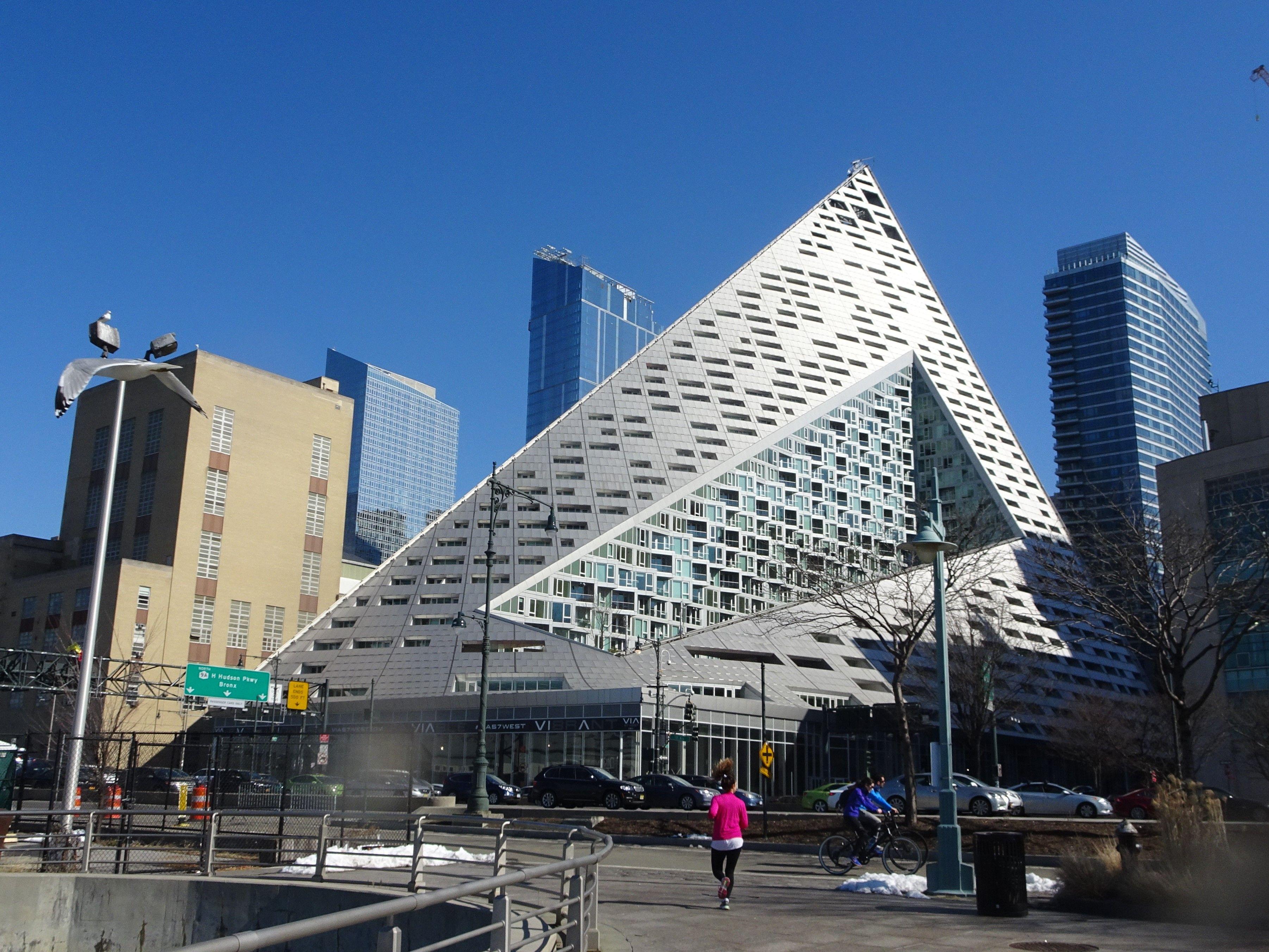 Piramide op Manhattan