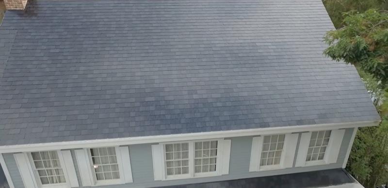 Musk kan het dak op