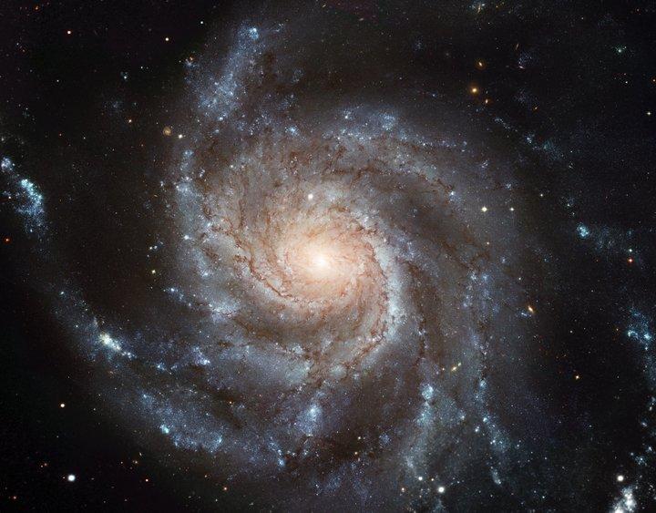 Melkweg blijkt zwartegatenkaas