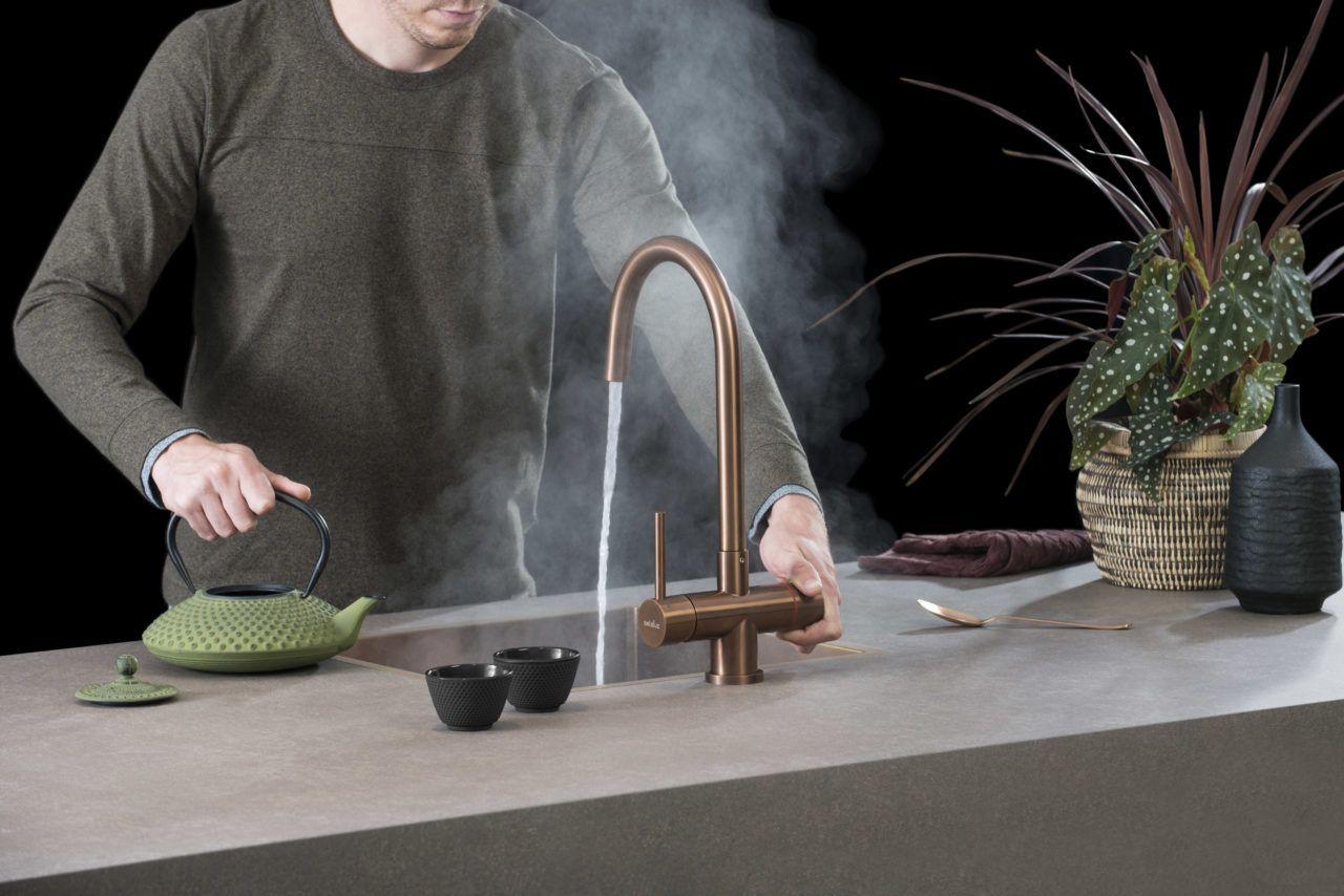 Veiligheid Van Kokendwaterkranen : Vernuftig stukje techniek voor in de keuken dirty science