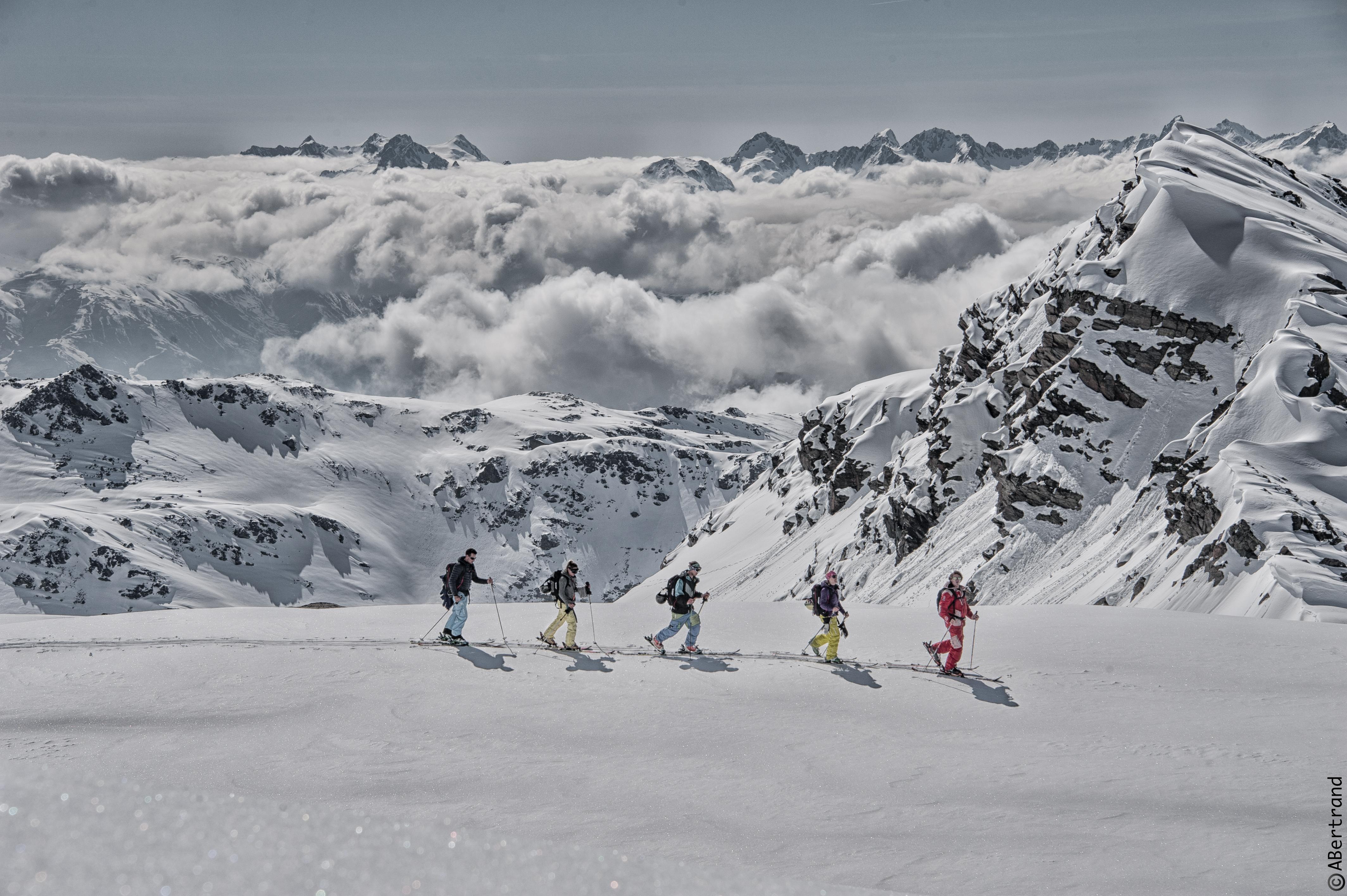 Het nieuwe après-ski